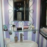 ロックキッチン1984 - 女性のお客様に大好評のトイレ