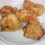 あんしんごはん - 鶏モモ肉のシューシー唐揚げ