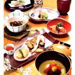 おく村 - 料理写真:【春懐石】7,000円~