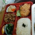 しぶや - 日替わり弁当530円