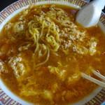 64559640 - タンタン麺辛さ普通