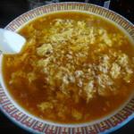64559665 - タンタン麺辛さ普通