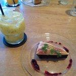 fruits cafe' trio - キウイのフレッシュジュース