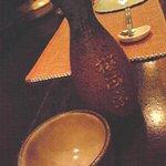 焼鳥と韓国料理 人生の楽園 - 熱燗は櫻正宗の上撰