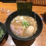 らー麺 鉄山靠 - 美味しかった