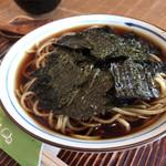 いし豆 - 花巻蕎麦(冬季限定)1080円