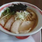 麺や 仁 - 塩チャーシューメン