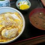 64563646 - チキンカツ丼