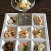 レッド ライオン - 料理写真:前菜プレート(2017.03現在)