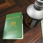 ネコ リパブリック - パスポートとワンドリンクとして選んだ缶コーヒー