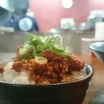 喜元門 - 大蒜辛肉飯