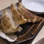 味噌乃家 - ・餃子(3個) 190円