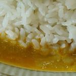パイシーパイス - 肉カリー大盛り ご飯