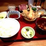 64568204 - 天ぷら定食