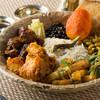 ネパール民族料理 アーガン - 料理写真: