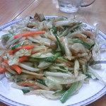6457012 - 五目野菜炒め(600円)