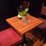 珈琲の店 Paris COFFEE - ☆店内はレトロな雰囲気ですね(^^♪☆