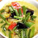カマナ - 料理写真:カレー麺