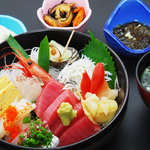 澤 - 海鮮丼
