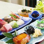 澤 - 料理写真:澤御膳(当店お薦め品)