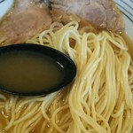 猫トラ亭 - 麺、チャーシューアップ