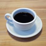 キャッチボール・ラジオ・サッポロ - 追加でホットコーヒー(+200円)です。