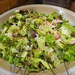 森の家庭料理レストラン - サラダ