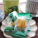 SNOOPY 茶屋 - お土産で渡したお友だちにも喜ばれました。 スヌーピー茶屋、京都に行ったらまた絶対行くぞ~!!
