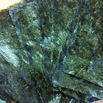 極楽汁麺 らすた - 海苔増しは7枚100円。