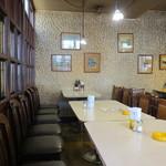 喫茶アンデス - レトロさが好い味出しの喫茶店4