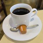 喫茶アンデス - コーヒー