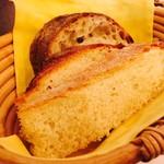 イル・フィーゴ・インゴルド - 自家製パンをつまんで!