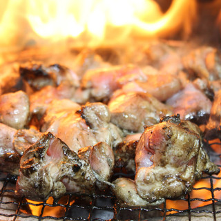 薩摩ちらん鶏の旨味を引き出した、作り手の技が光る料理の数々