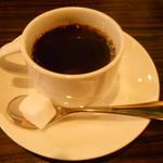 横浜ボンベイ - 食後のコーヒー