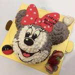 nico ケーキ屋さん - 料理写真:キャラクター3Dケーキ