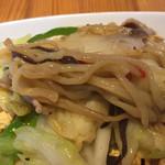 中国菜品 空心房 Produced by えびえびそば - 麺は こんなんやけん
