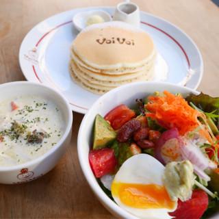 パンケーキママカフェ VoiVoi - ドリンク写真: