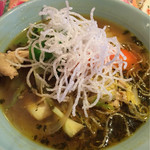 マジックスパイス - インドネシア風スープカレー チキン