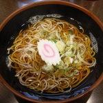 東京グル麺 - かけそば