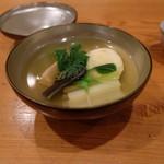 いふう - 筍などの炊き合わせ