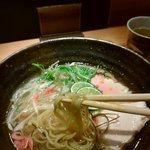紀州麺処 誉 - 真鯛の塩ラーメン