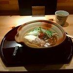 紀州麺処 誉 - 鶏のしょう油ラーメン 950円