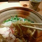 紀州麺処 誉 - 鶏のしょう油ラーメン
