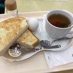 グローバルコーヒー - 料理写真: