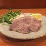 DUO - 牛ホホ肉の味噌漬け