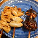 千登利 - シロ 椎茸 チョウ