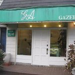 洋生菓子 ガジボ - お店の建物です。