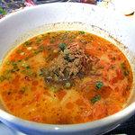 中華麺食堂かなみ屋 - ラーメンランチの担々麺