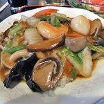 中華麺食堂かなみ屋 - ラーメンランチの五目中華丼