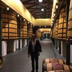 スパイス クラフト - ワイン貯蔵庫